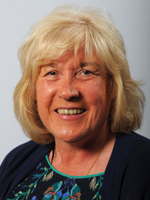 Profile image for Councillor Pat Barker